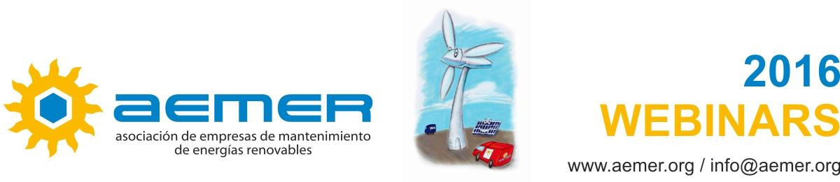 Webinar experiencia española en mantenimiento EERR