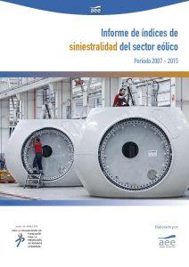 AEE - VI Informe de siniestralidad del sector eólico (2007-2015)