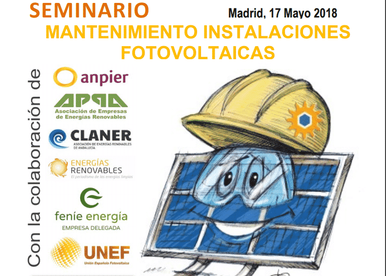 Seminario Mantenimiento Fotovoltaico