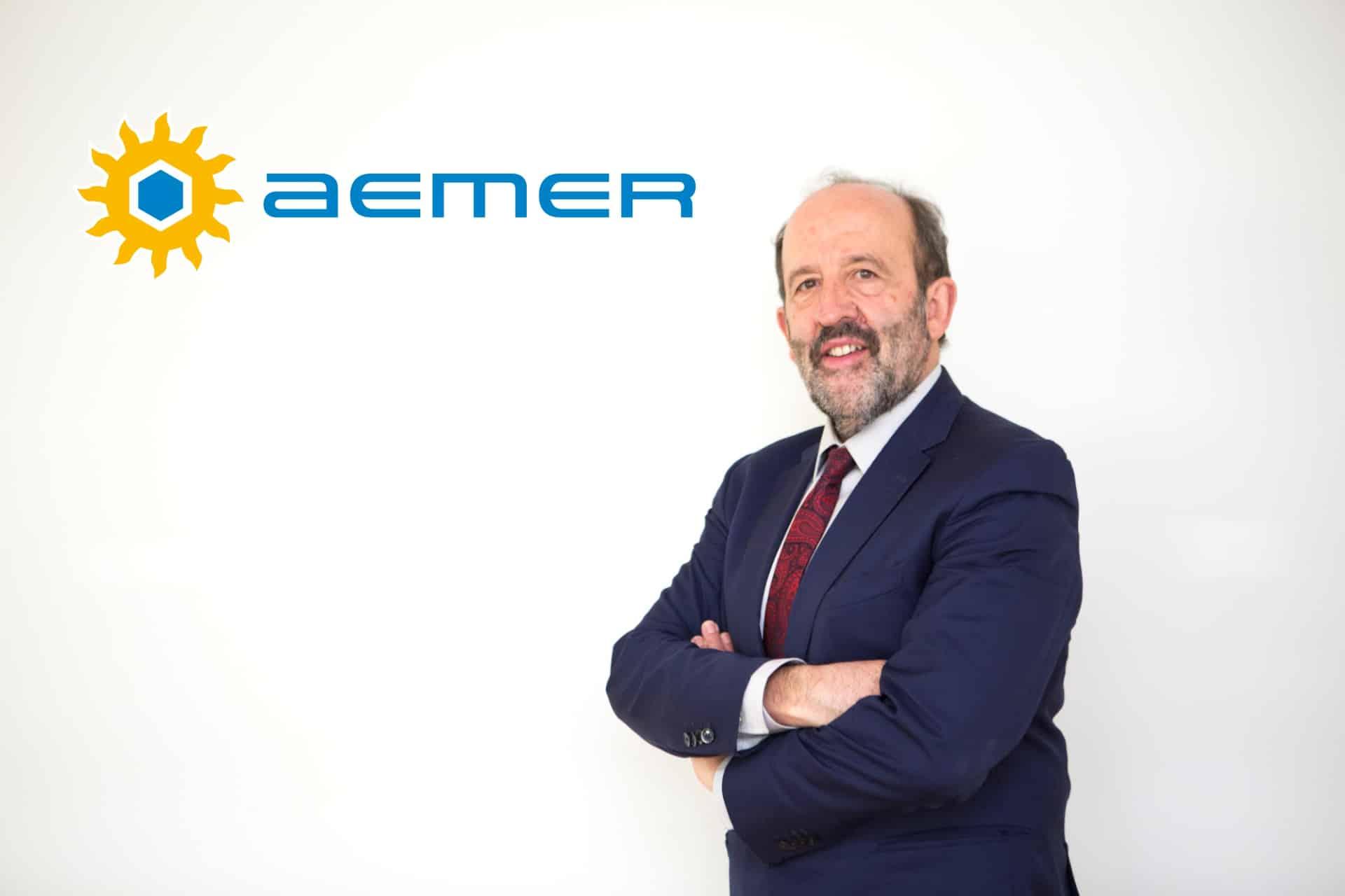 Alberto Ceña - Secretario General AEMER